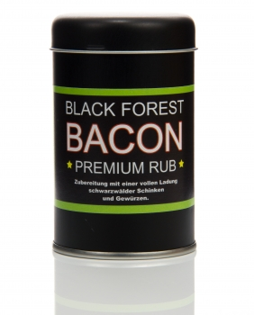 Black Forest Bacon Premium Rub